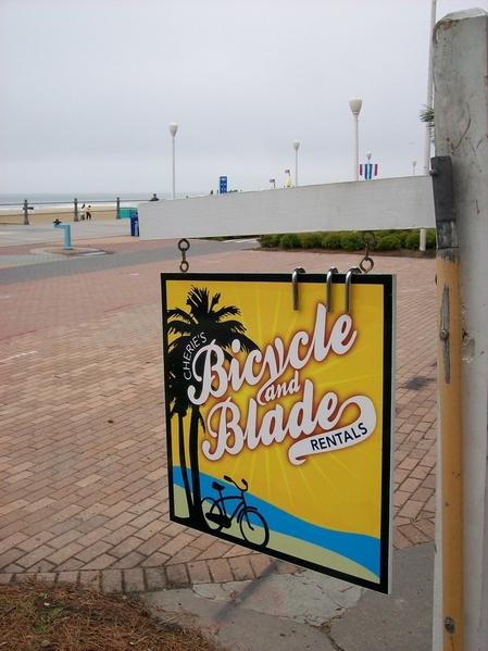 Boardwalk Bike Rental