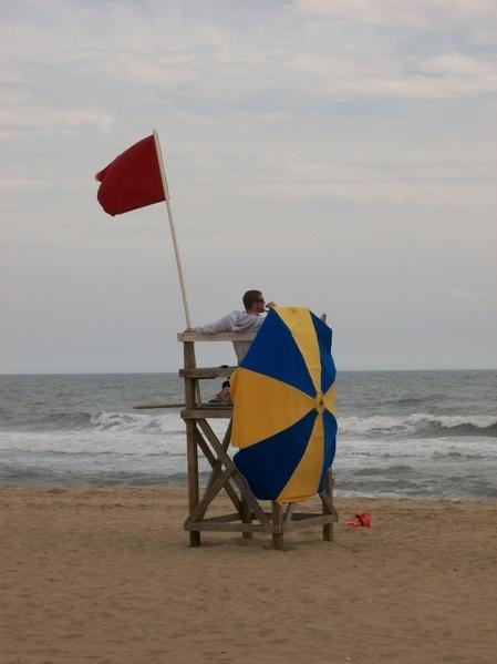 Danger Red Flag Day