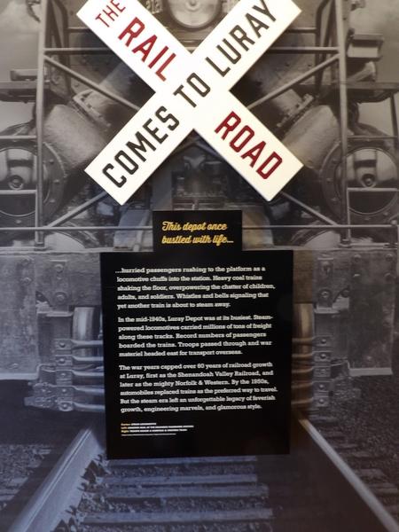 Luray Railroad Museum 2