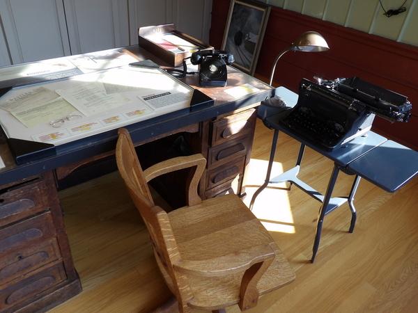 Luray Railroad Museum Office