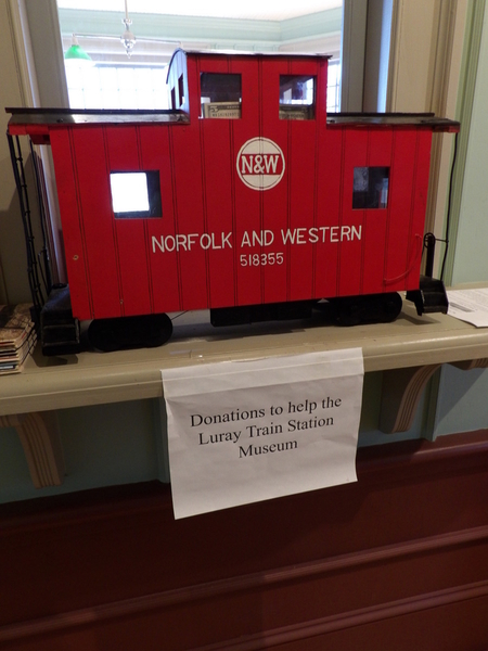 Luray Railroad Museum