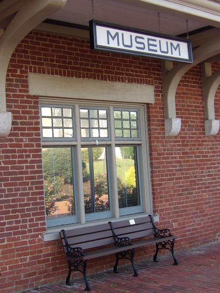 Luray Visitor Center Museum