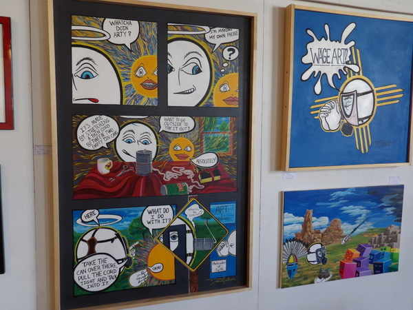 Luray Warehouse Art Gallery 3