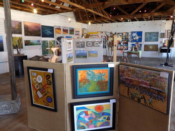 Luray Warehouse Art Gallery 4