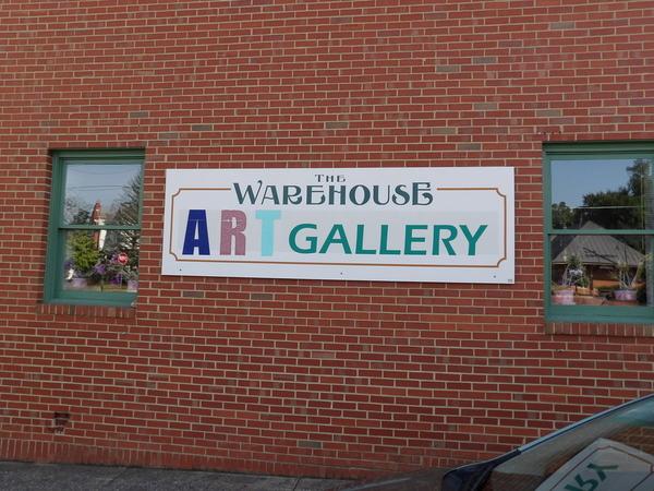 Luray Warehouse Art Gallery