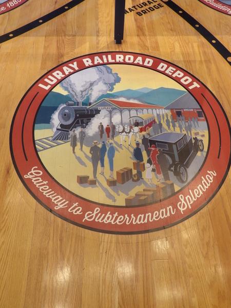 Railroad Museum Floor 2