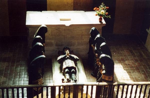 Philippe Pot Tomb Replica