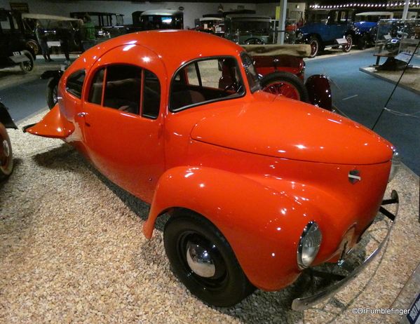 01 1937 Aromobile, National Automobile Museuim, Reno