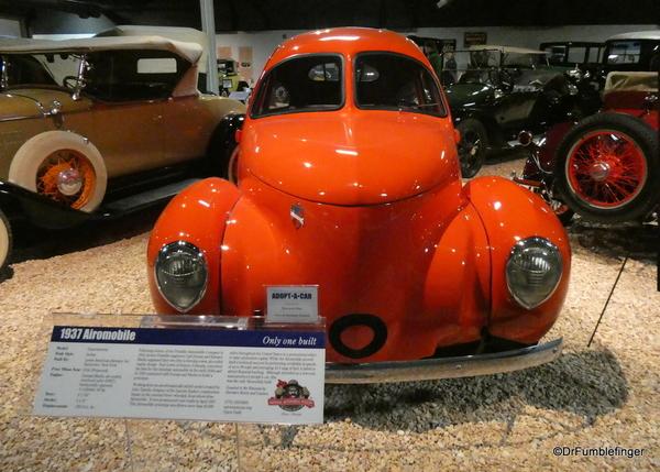 02 1937 Aromobile, National Automobile Museuim, Reno