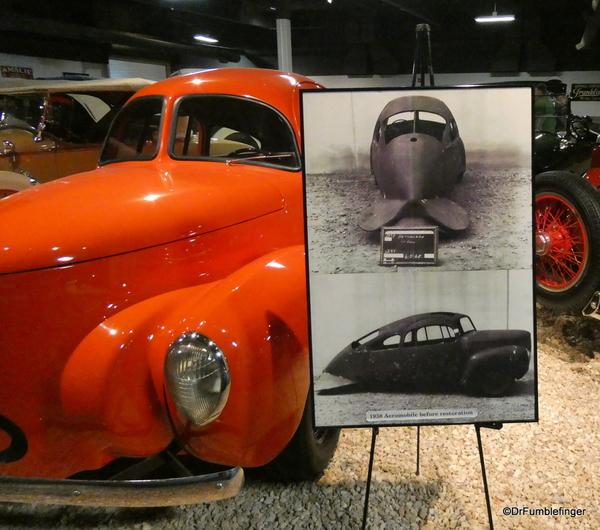 03 1937 Aromobile, National Automobile Museuim, Reno
