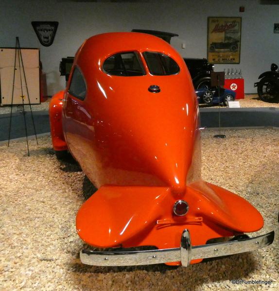 04 1937 Aromobile, National Automobile Museuim, Reno