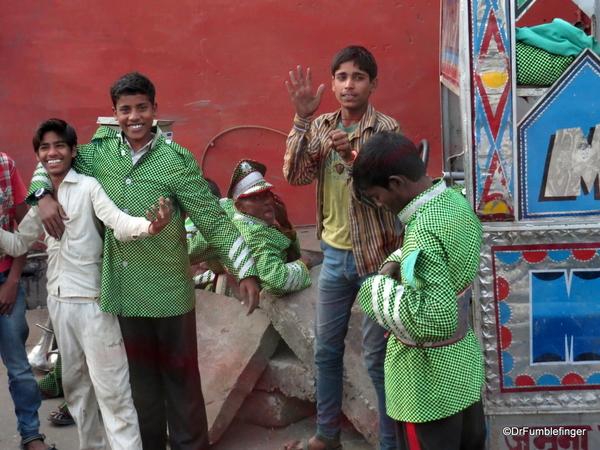 03 Agra Street Scenes