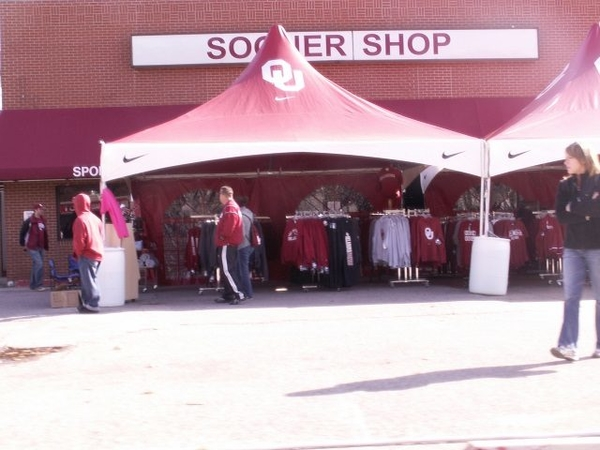 Sooners-Shop