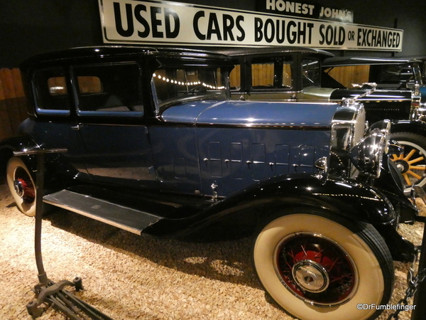 06 National Automobile Museum, Reno