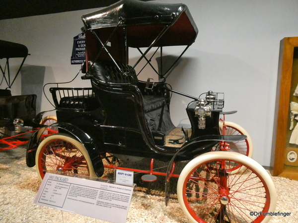 1900 Packard. National Automobile Museum, Reno