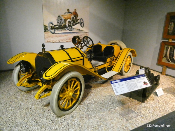 1913 Mercer. National Automobile Museum, Reno