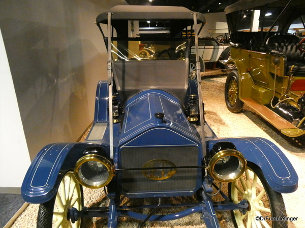 1913 Metz. National Automobile Museum, Reno (2)