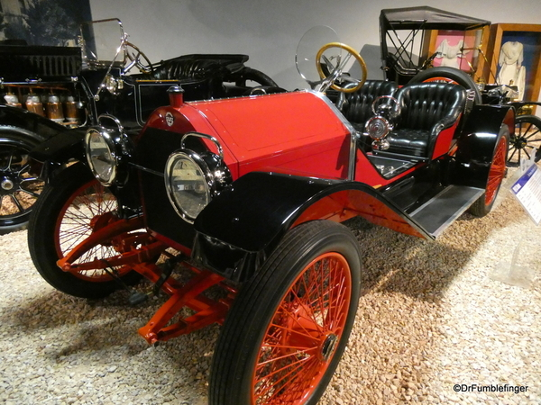 1913 Stutz Bearcat, National Automobile Museum, Reno (2)