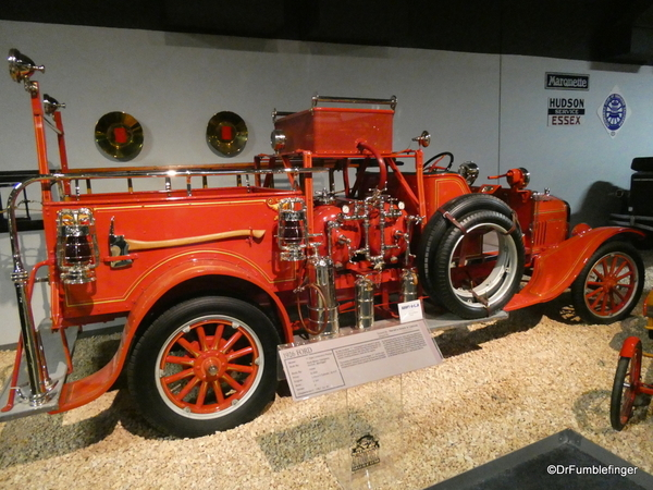 1926 Ford Firetruck. National Automobile Museum, Reno (184)