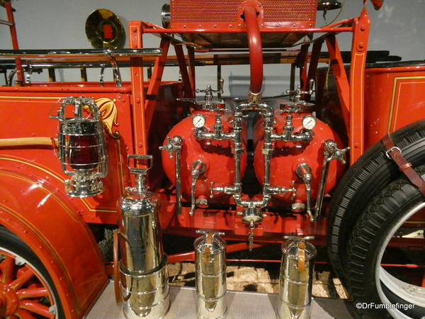 1926 Ford Firetruck. National Automobile Museum, Reno (185)