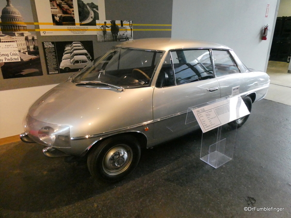1961 Fiat. National Automobile Museum, Reno