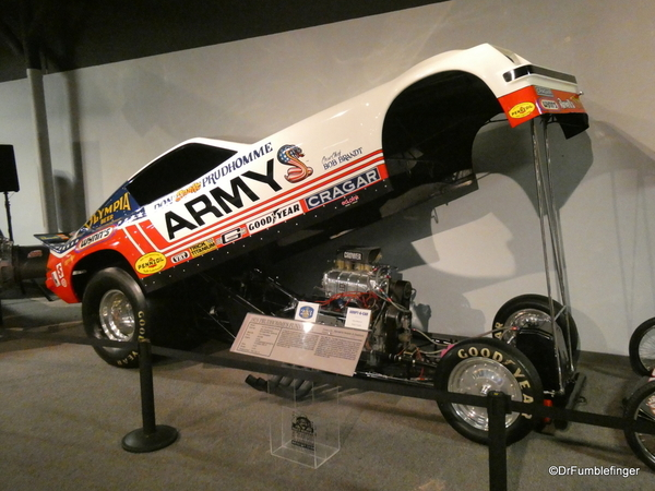 1975 Prudhomme Funny Car National Automobile Museum, Reno