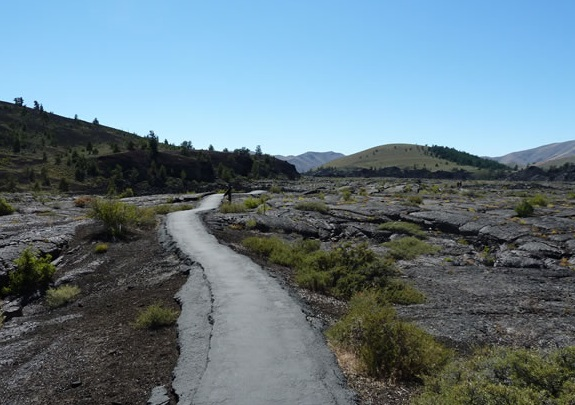 Craters Of The Moon-North-Crater