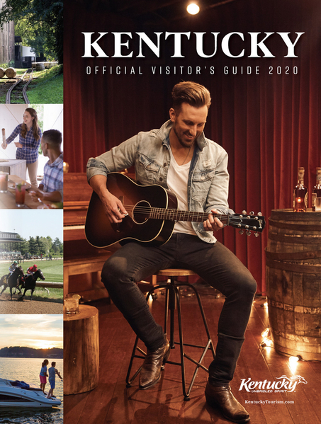 Visitor's Guide Cover 2020 Year of Music