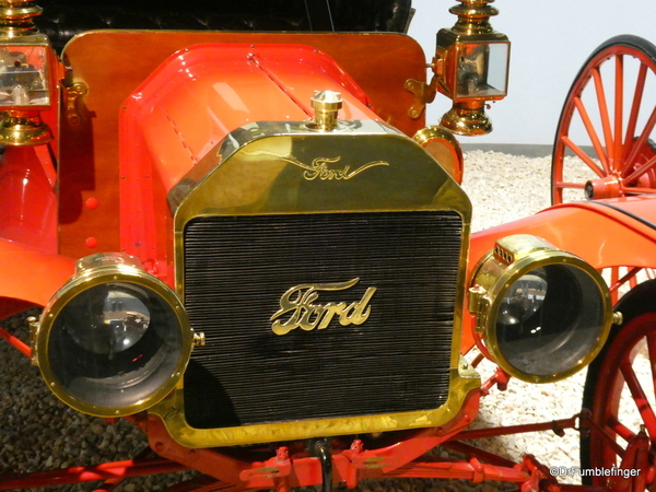 1909 Ford T Touring, National Automobile Museum, Reno (1)