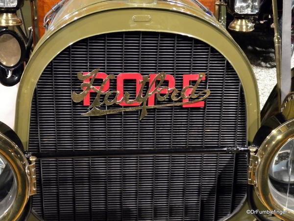 1911 Pope-Hartford, National Automobile Museum, Reno (1)