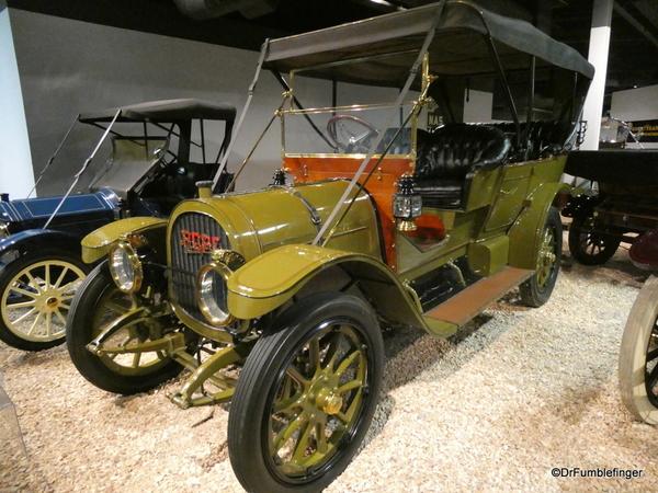 1911 Pope-Hartford, National Automobile Museum, Reno (2)