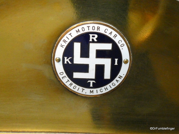 1913 K-R-I-T, National Automobile Museum, Reno (1)
