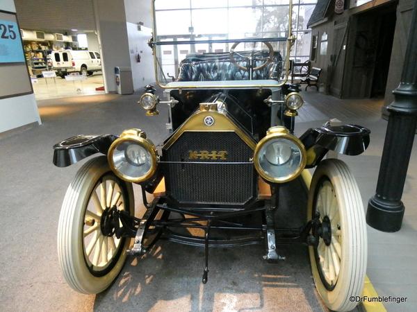 1913 K-R-I-T, National Automobile Museum, Reno (2)