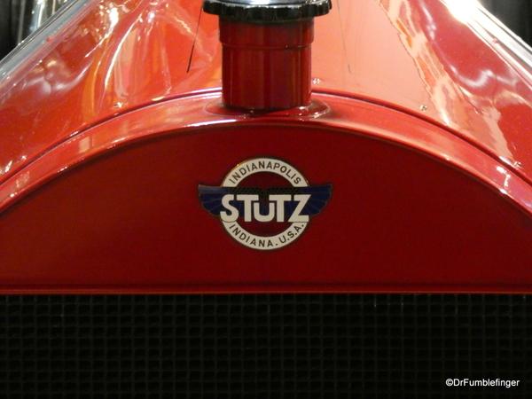 1913 Stutz Bearcat, National Automobile Museum, Reno (2)