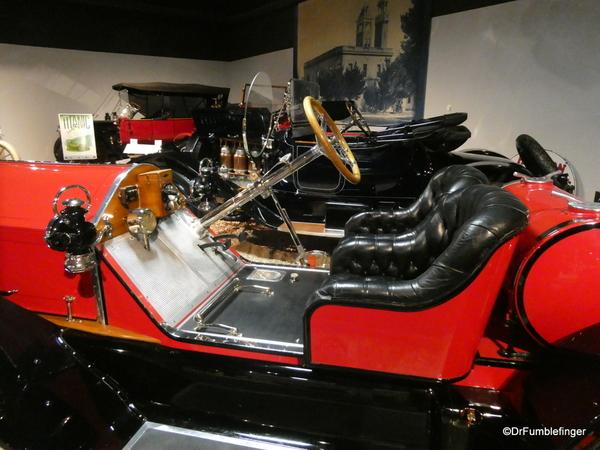 1913 Stutz Bearcat, National Automobile Museum, Reno (4)