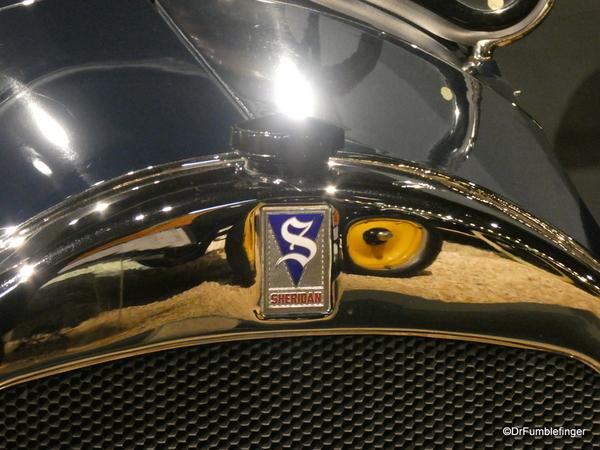 1921 Sheridan. National Automobile Museum (1)