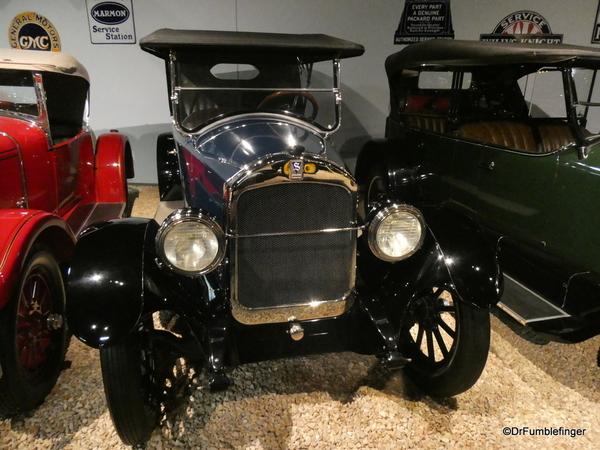 1921 Sheridan. National Automobile Museum (2)