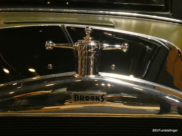1924 Brooks Steamer, Automobile Museum, Reno (159)