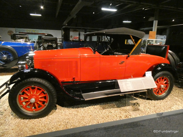 1926 Jordan, National Automobile Museum (2)