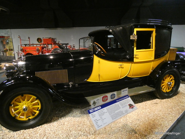 1927 Lincoln, Automobile Museum (2)