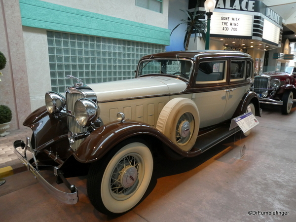 1932 Lincoln, National Automobile Museum (2)