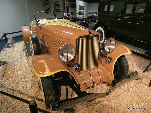 1933 Auburn. National Automobile Museum (2)
