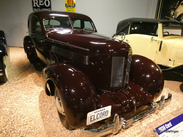 1936 Cord, National Automobile Museum (2)