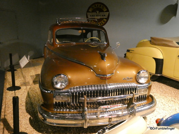1947 De Soto, National Automobile Museum (2)