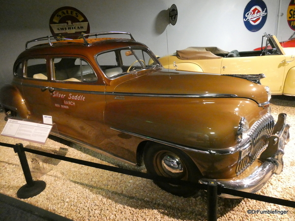 1947 De Soto, National Automobile Museum (3)