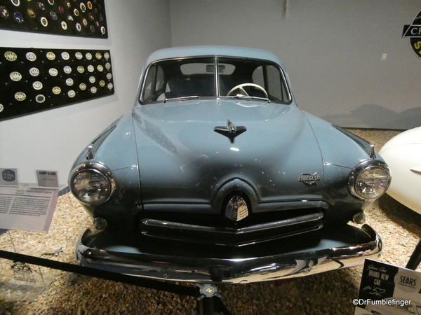 1952 Allstate, National Automobile Museum, Reno (2)