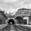 Victorian Railway Station, Knaresborough.