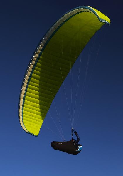Paragliding - Cleveland Hills.