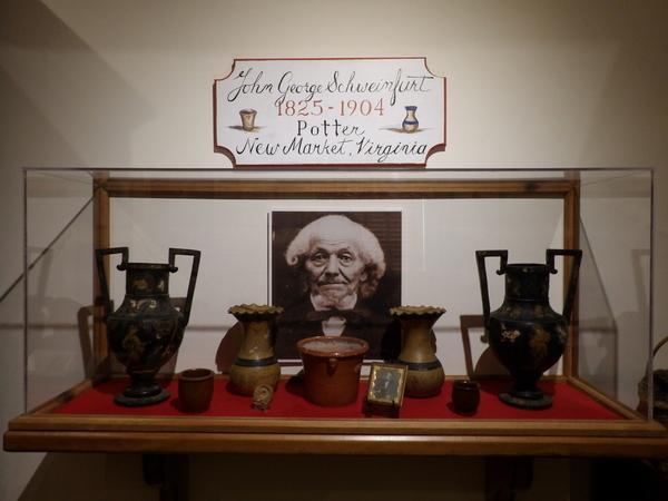 Schweinfurt Pottery