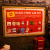 NYSCI survival first aid kit